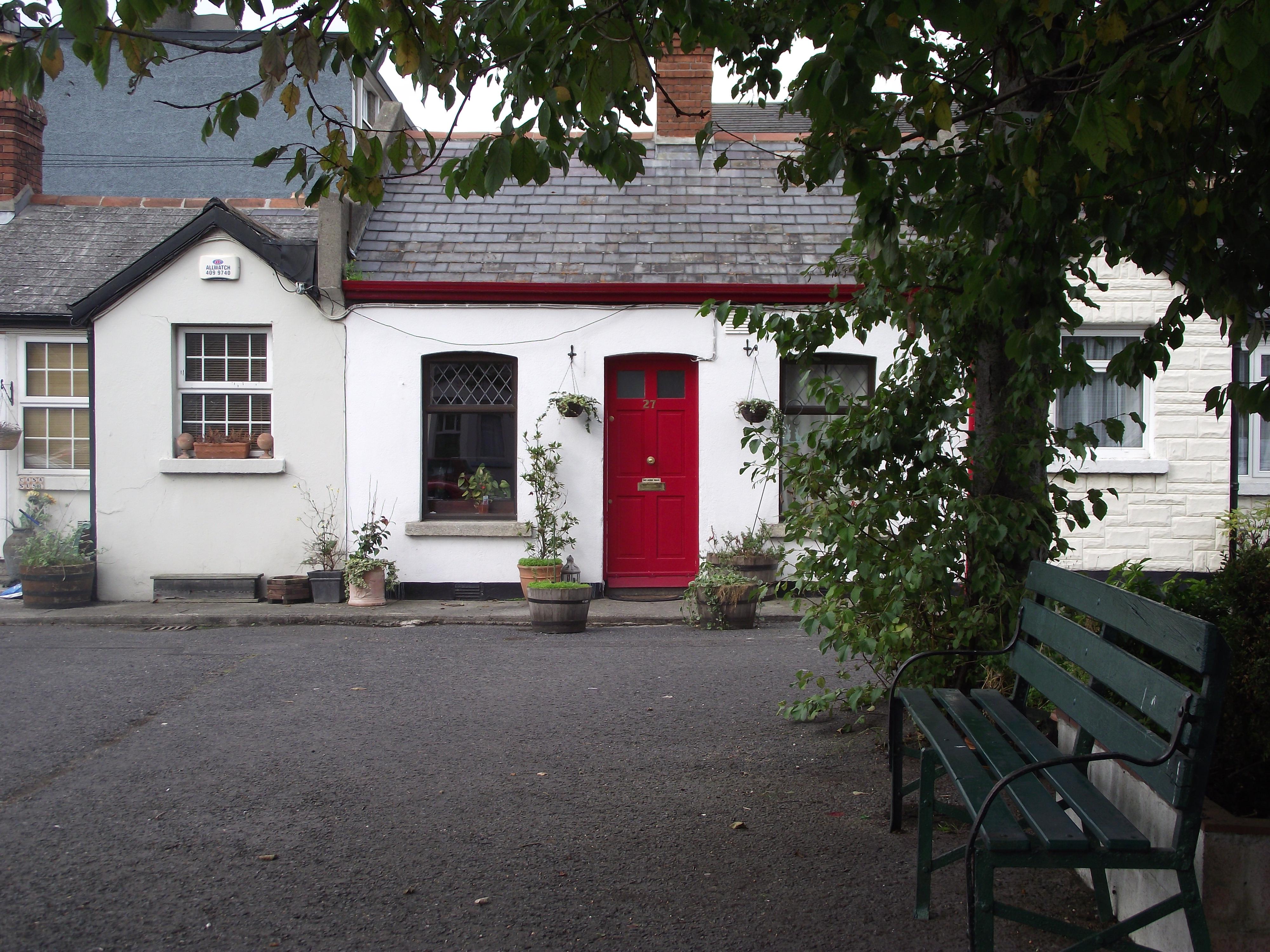 Dublino nascosta liberties museo della guinness for Piani di casa cottage con porte cochere